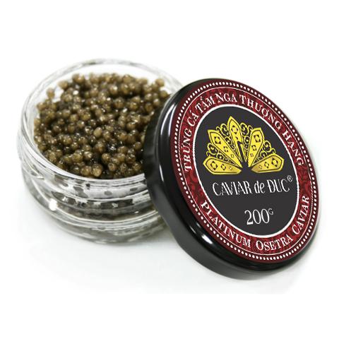 Platinium Osetra Caviar